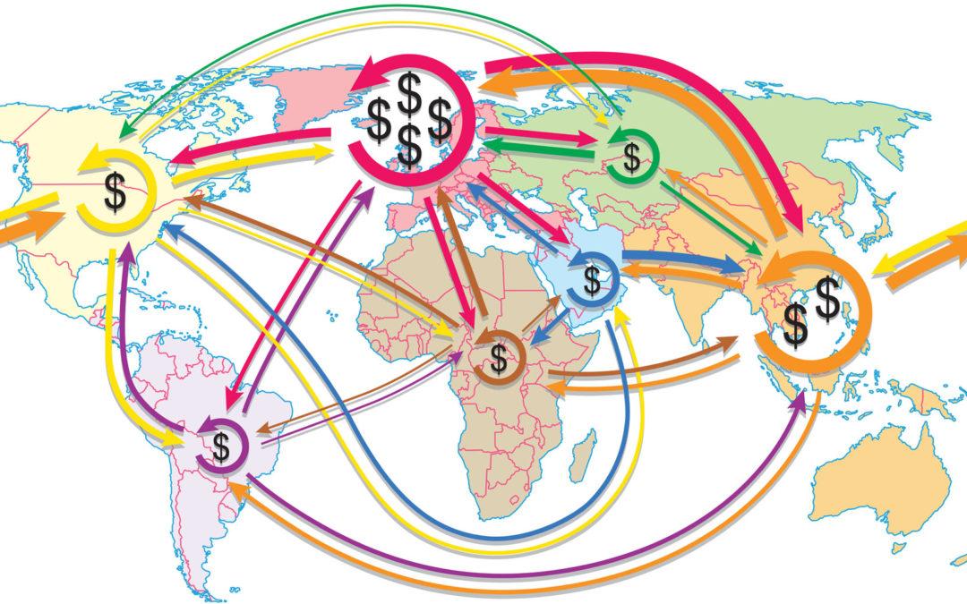 Тренды'2018 в мировой торговле